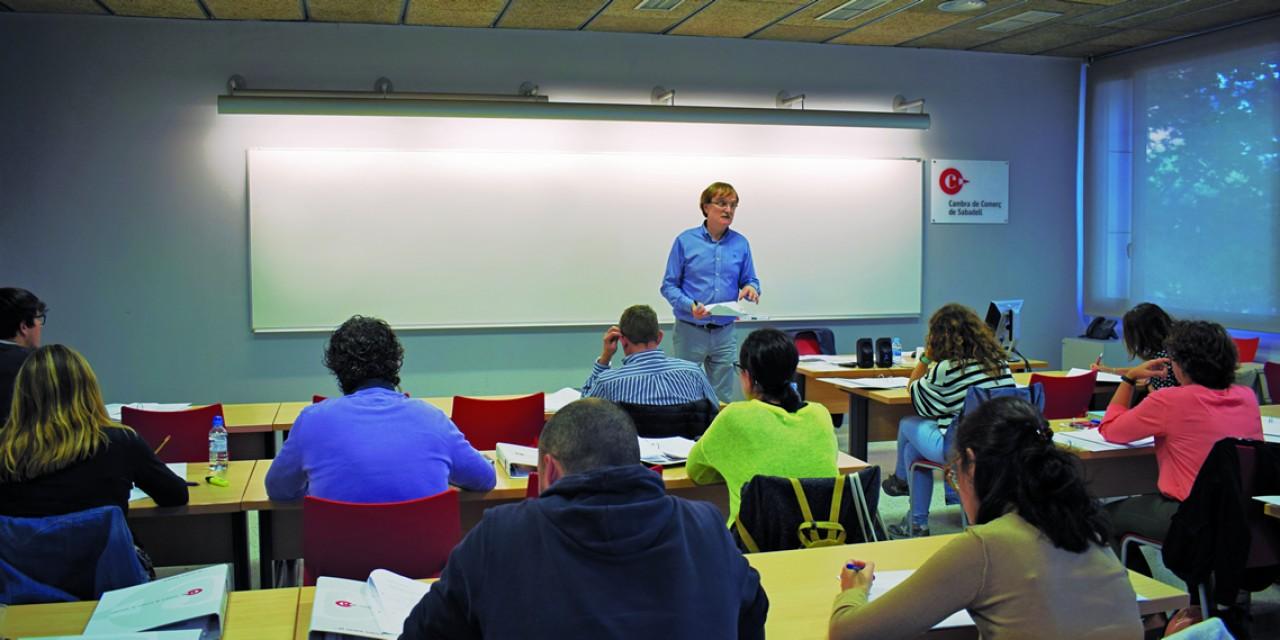 Curs d'especialització en gestió comptable