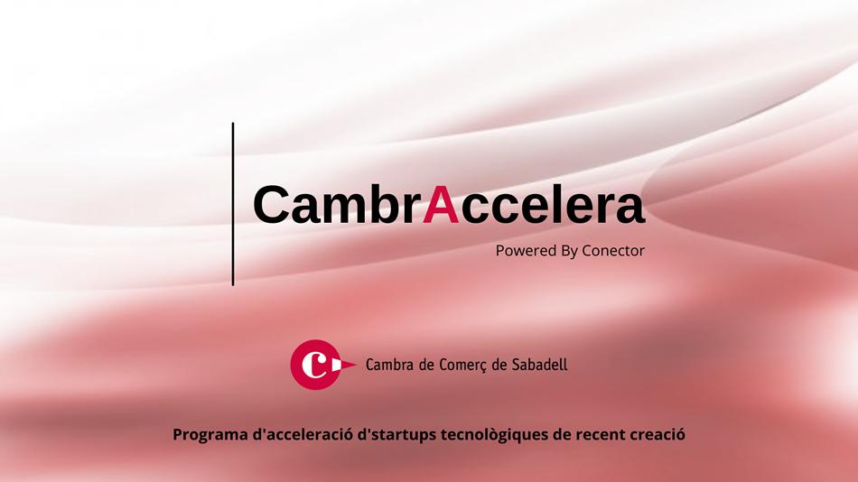 Banner programa CambrAccelera